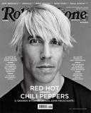 Anthony Kiedis Italian Rolling Stone September 2011