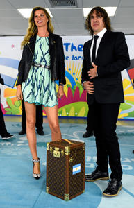 Gisele Bundchen FIFA World Cup 07-13-2014