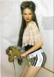 Ruslana Korshunova Elle (UK) 05/2005: Foto 21 (Руслана Коршунова  Фото 21)