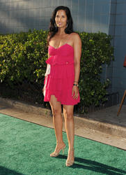 "Padma Lakshmi @ ""2012: Time For Change"" New York Premiere - July 8"