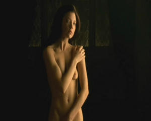 Natalie Dormer hot sex scene from history drama The Tudors (2007-2010) movie