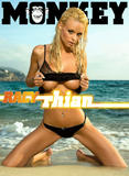 Rhian Sugden - Monkey February 2010 (2-2010) UK